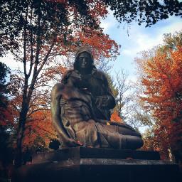 freetoedit autumncolours melancholie cementery nostalgiadays