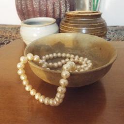 freetoedit pearls oldpottery pcjewelry jewelry