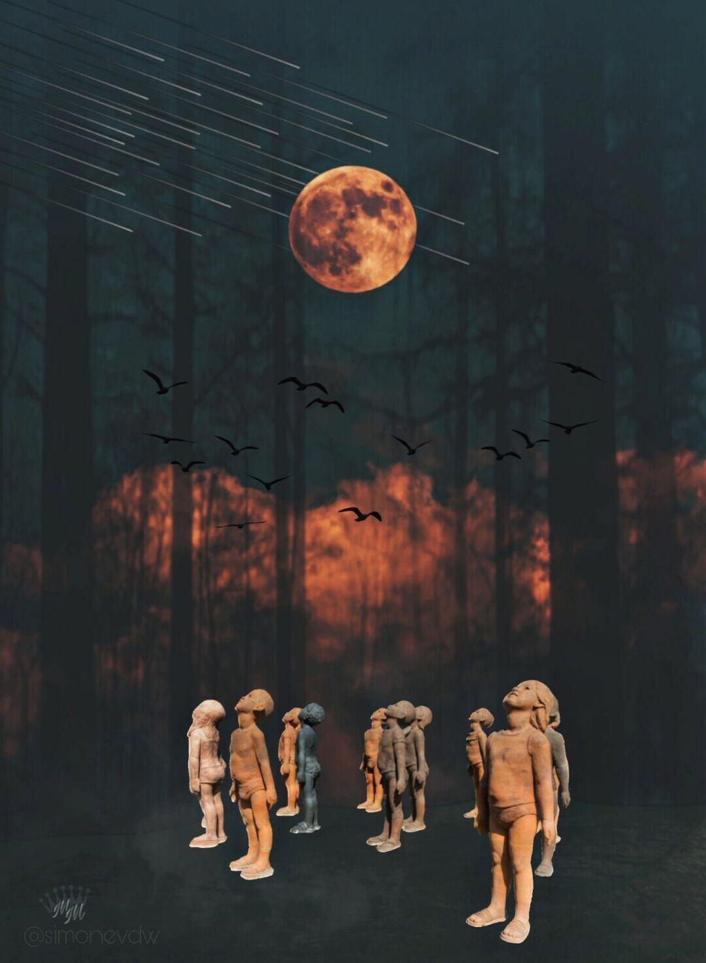 #editbyme #vipshoutout #moon #imagination #digitalart #art #artistic @rgr7