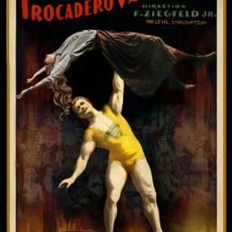freetoedit strongman circus magicfx crowds irclevitatinglady