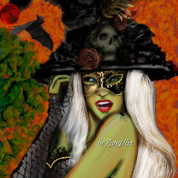 freetoedit witch stickers witchypoo masquerade