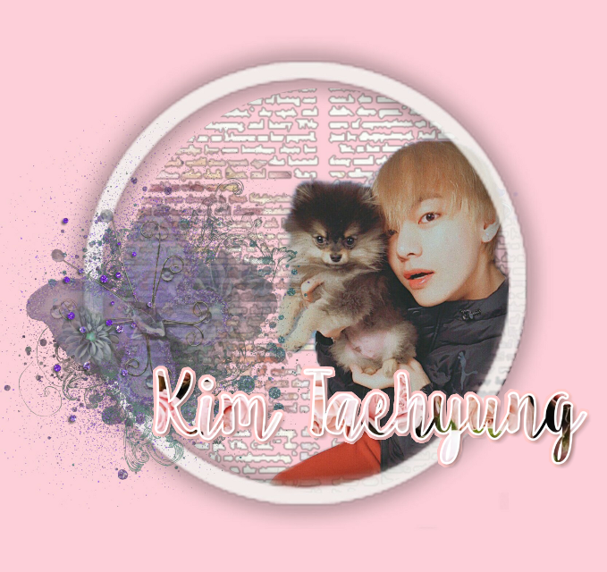 This sweet piece is dedicated to a sweet being, my saint💜      #KimTaehyung #Taetae #bts #yeontan #yeontae