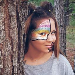 lilly diy makeuplover makeupart halloween2018 freetoedit