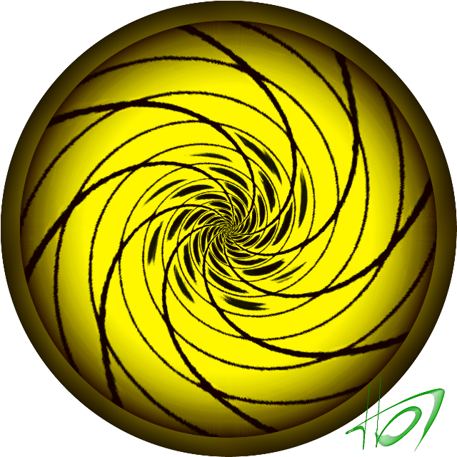 #circle #yellow #lines #lineplay #blacklines