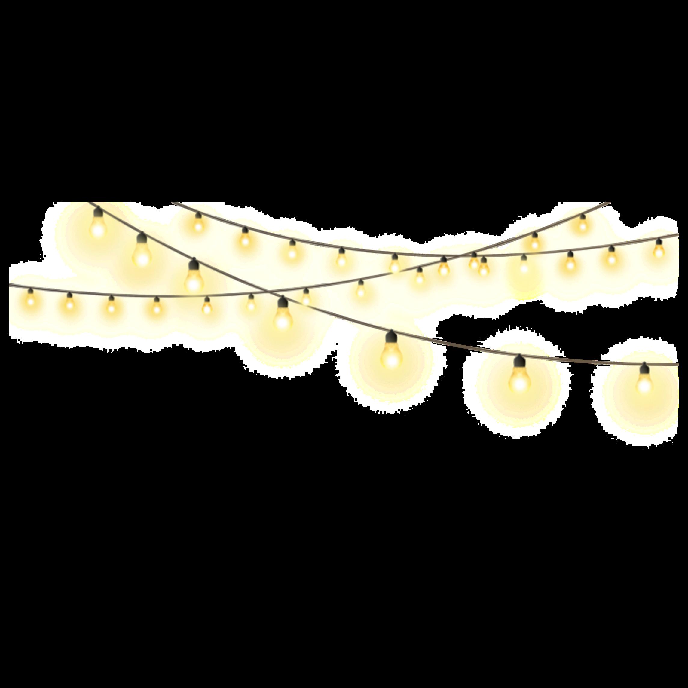 lights light tumblr asthetic honeycollage collage yello...