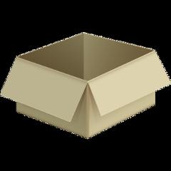 ftestickers box cardboard 3d freetoedit