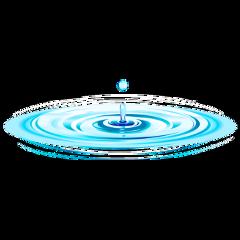 ftestickers water ripple freetoedit