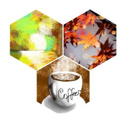 осень autumn kollage коллаж ccfallcollage