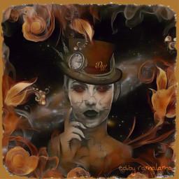 my woman universe steampunk please