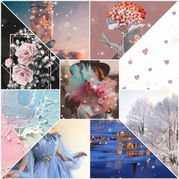 girl dress flowers fanart wallpaper