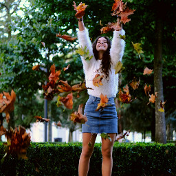 freetoedit pccrazyme happy nature autumn pcleavesisee
