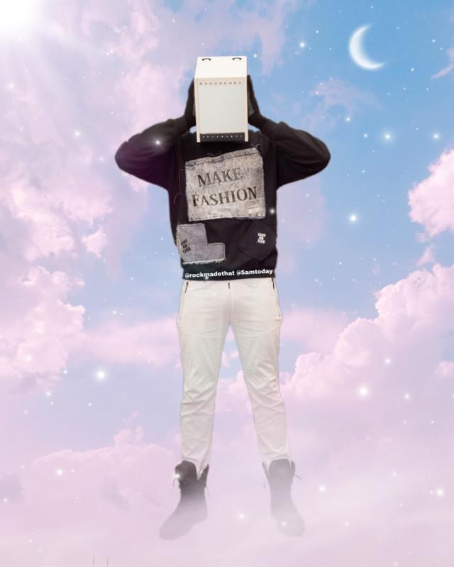 #freetoedit #clouds #sky #moon #stars #vipbrushtool #doubleexposure #glare #light #mask #surreal #fog #madewithpicsart