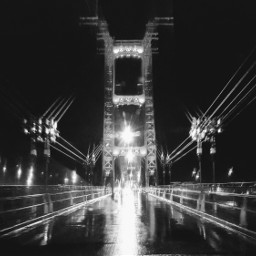 puentecolgante suspensiobridge bnwphotography bnw blackandwhite