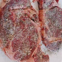 food gastronomy ribeyesteaks steak seasons
