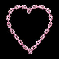 hearts heart lock chainedheart chains
