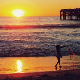 freetoedit pcwaterislife waterislife photography myphoto pcthegoldenhour pcbeachtime