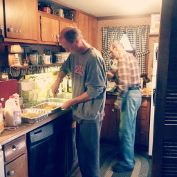 turkeyday cooks food dinnerprep pcthanksgivingday