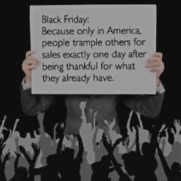 freetoedit blackfriday murica irony