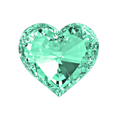 freetoedit heart corazon emerald esmeralda