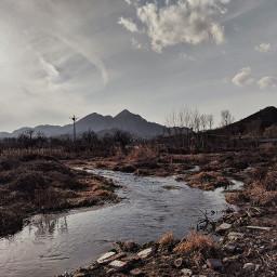 river nature photography freetoedit