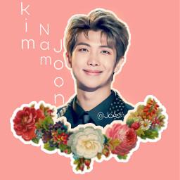 freetoedit namjoon rm bts kimnamjoon