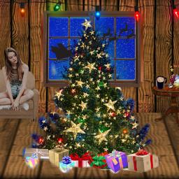 feliznavidad2018 freetoedit ircchristmastree christmastree