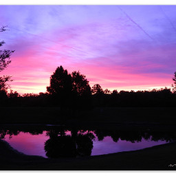 myphotography sunrise skyandclouds colorfulsky reflectionsinwater
