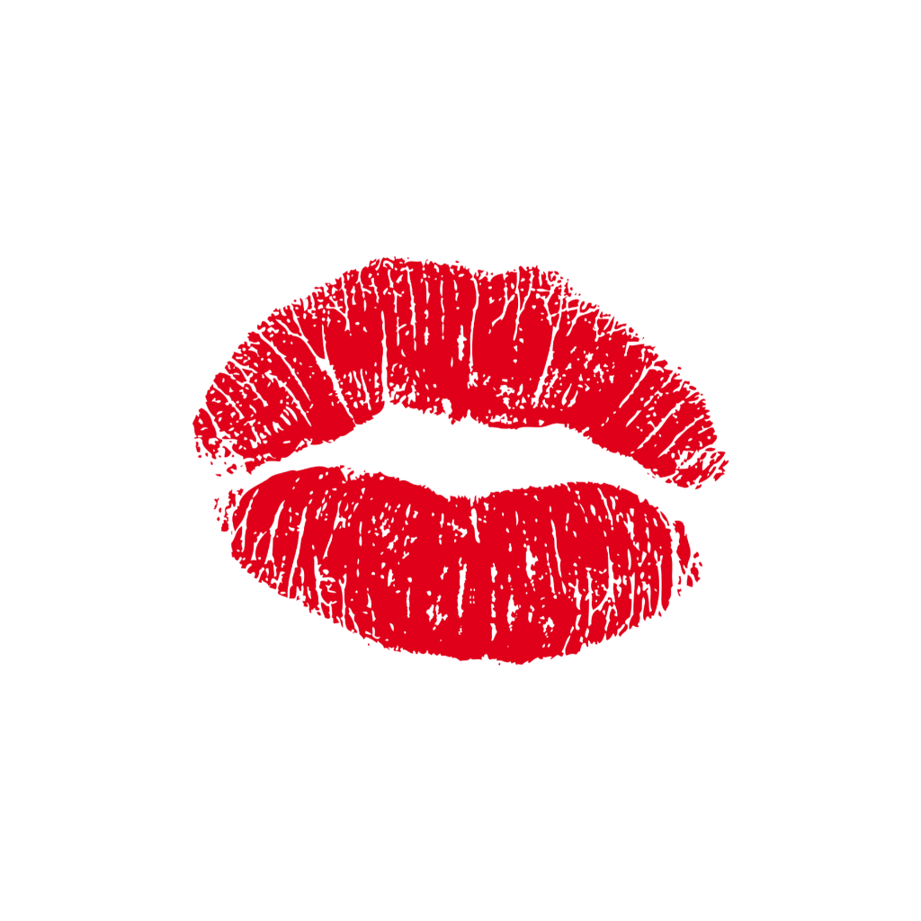 #kiss red