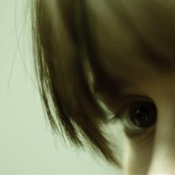 freetoedit eye eyelashes natural bangs