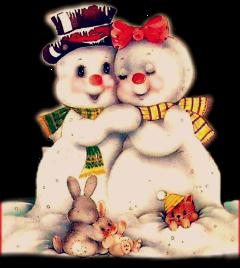 snowman snow winter christmas holiday freetoedit