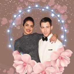 freetoedit priyankanick justmarried couplegoals