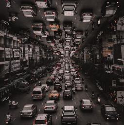 freetoedit city street cars photography