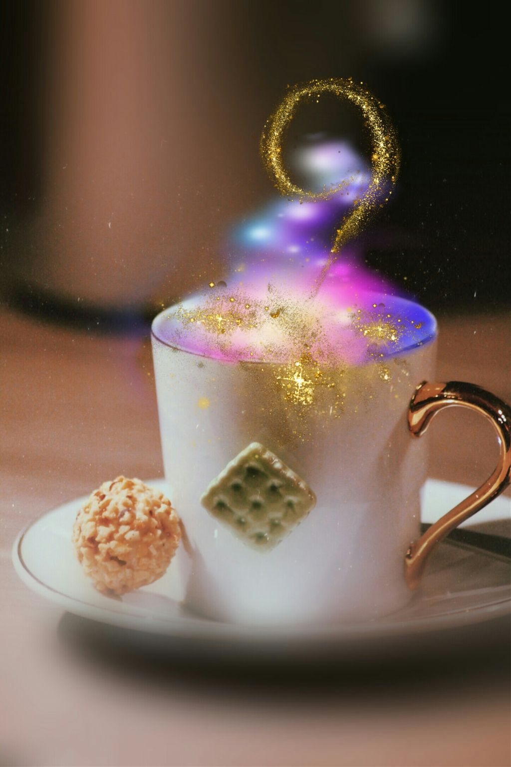 #freetoedit #Tea #Magic #Magictea