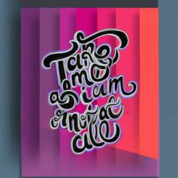 digitalart handmadefont colour abstract graphicdesign