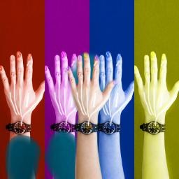 freetoedit irccolorfulnails colorfulnails