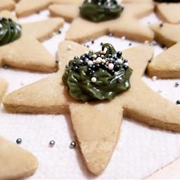 cookies icing stars sprinkles gray freetoedit