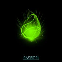 abstract pattern fractal neon glow ftestickers freetoedit
