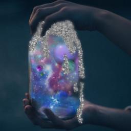 freetoedit space galaxy magicjar ircmagicjar