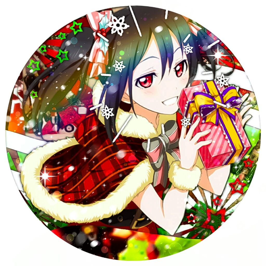 Christmas Pfp.Anime Christmas Icons Wanna See More Check Out My Insta