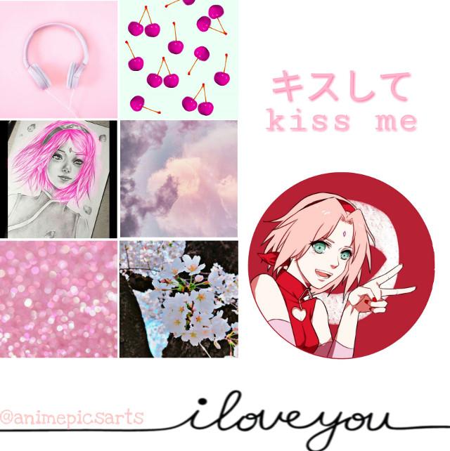 #freetoedit #sakuraharuno #harunosakura #haruno #sakura #team7 #narutoshippuuden #narutoshippuden #naruto #shannaro #pinkhairanimegirl #pink #pinkpastel #animeart #anime #tumblr