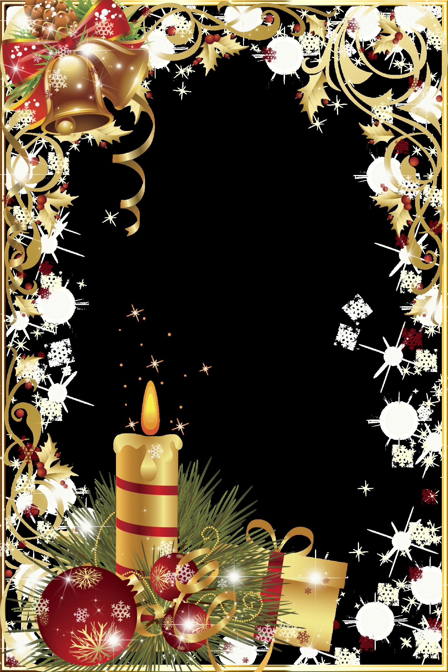 Картинки рамки новый год 2019 красивые