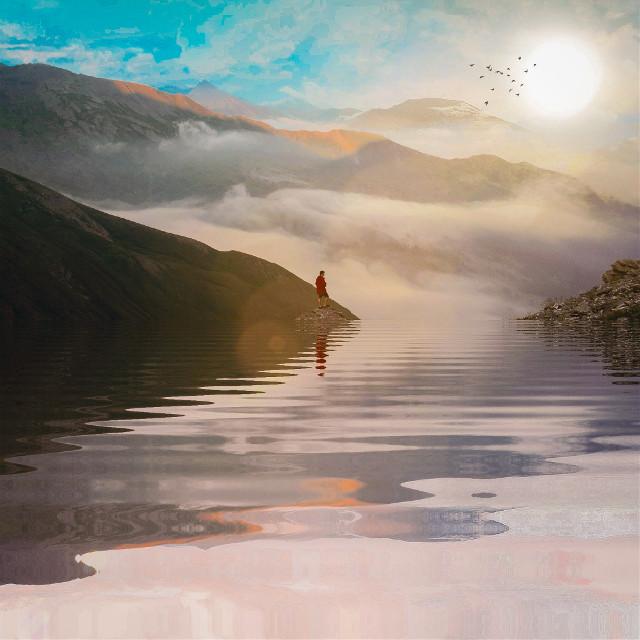 ☀️ Good Morning 🌤️ . . . #madewithpicsart @picsart #vipshoutout #nature #love #morning