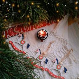 christmas christmastree christmastime winter picsart