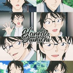 hanedashukichi haneda shukichi anime conan