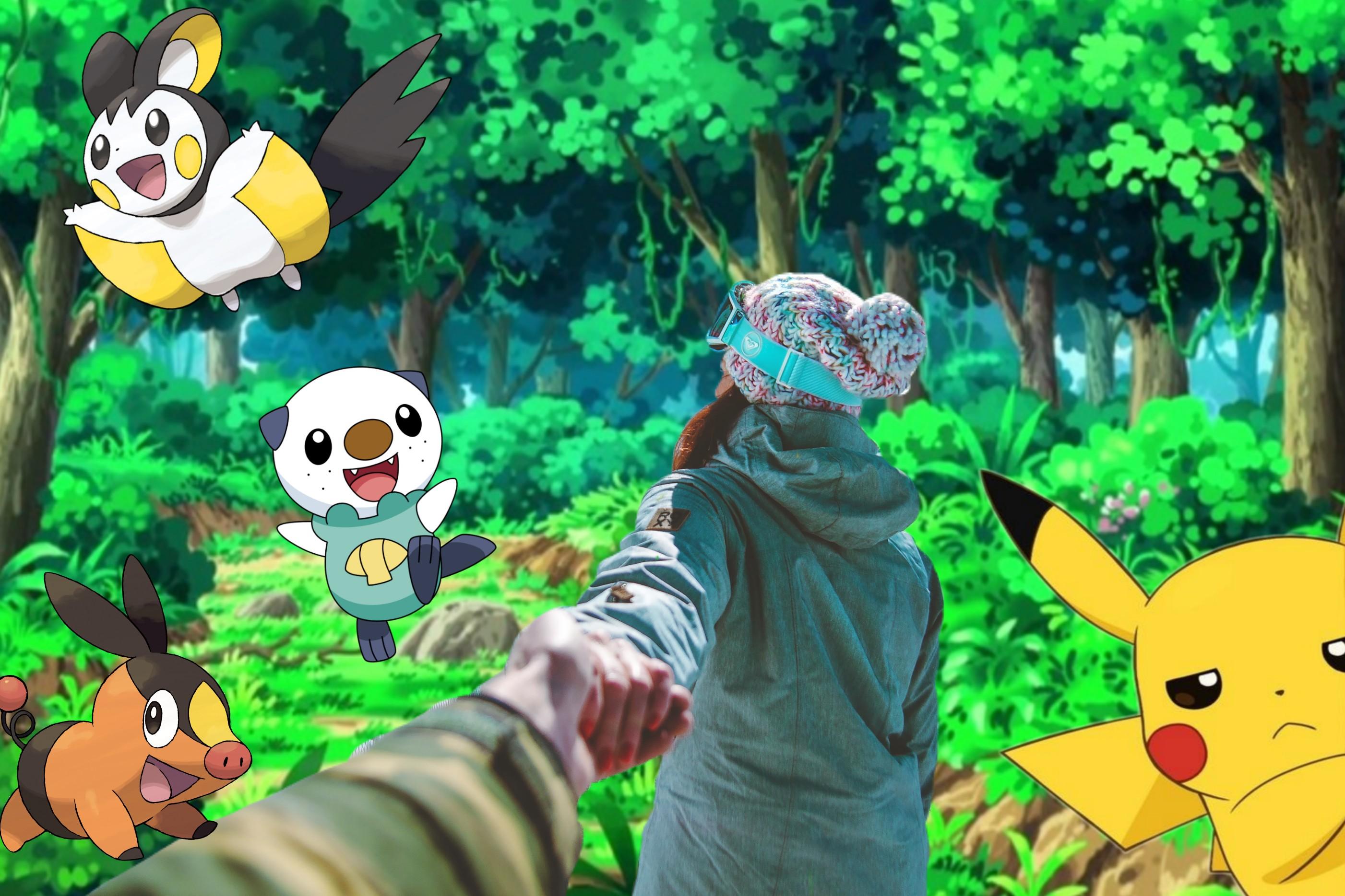 Pokemon Kleurplaten Emolga.Pikachu And Oshawott Www Picturesvery Com