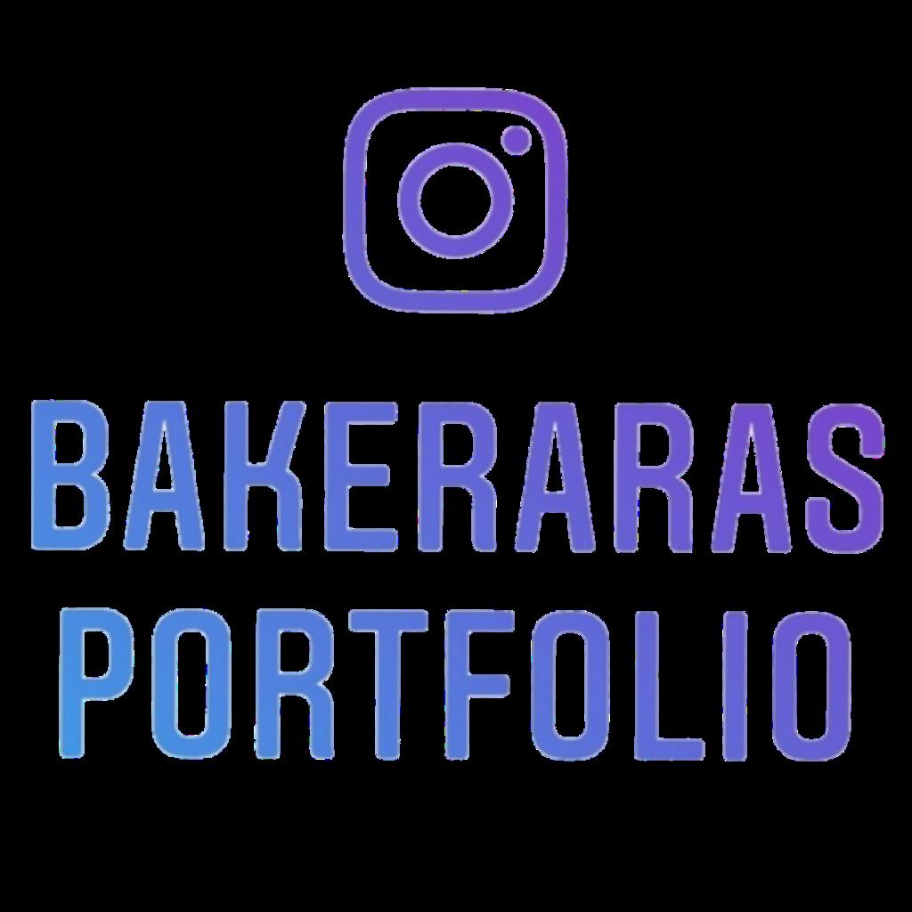 #BakerarasPortfolio