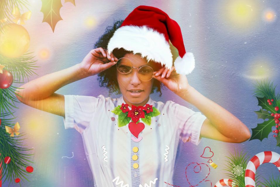 #freetoedit #christmasdecorations  #rainbow #merrychristmas #colours #filter  #christmas #srcsantahat @pa❤💛💚💙