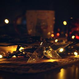freetoedit holidaylightscene christmaslights magical christmasnight