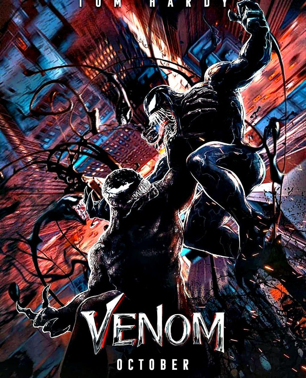 Venom Vs Riot!! venom venommovie venom2018 riot marvel