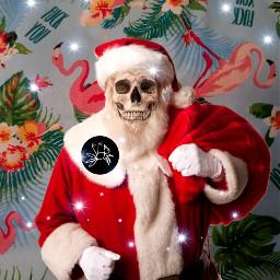 freetoedit hohoho naughty list santa